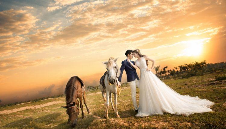 Studio chụp ảnh cưới đẹp ở Hà Nội ở đâu?