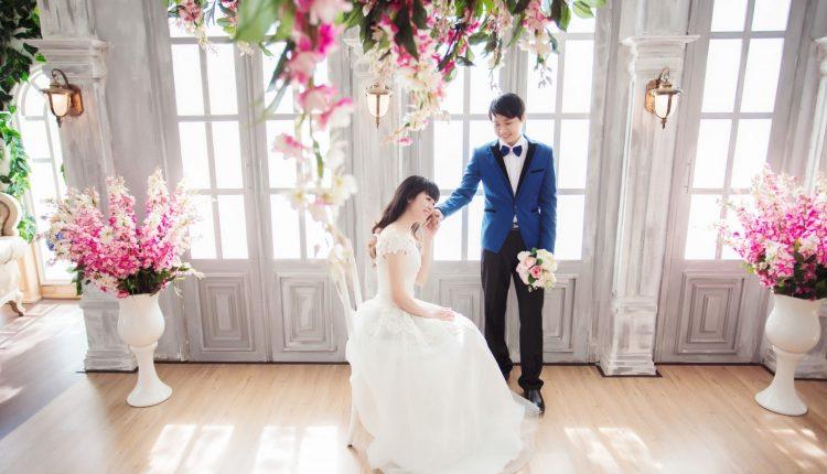 Bật mí tại sao nên chụp ảnh cưới ở phim trường đẹp