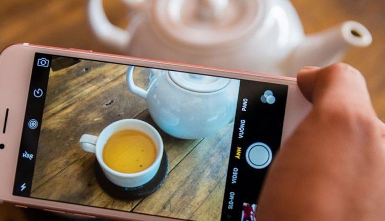 Bí quyết chụp ảnh sản phẩm bằng điện thoại vẫn đẹp như bằng máy cơ
