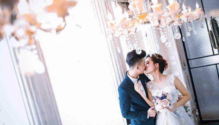 Những địa điểm chụp ảnh cưới ngoại cảnh hút hồn tại Hà Nội