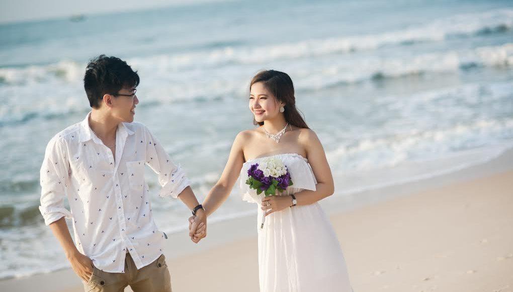 Dịch vụ chụp ảnh cưới Hàn Quốc lãng mạn và độc đáo tại Hà Nội