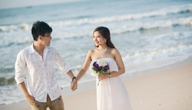 Chụp ảnh cưới mùa nào đẹp nhất