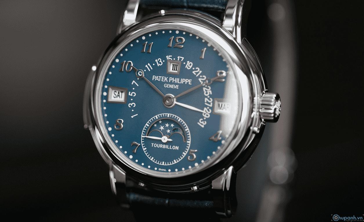 chụp ảnh sản phẩm đồng hồ