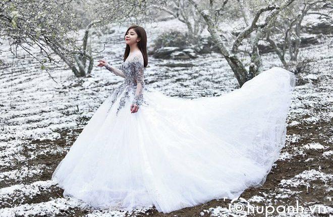 Trọn gói dịch vụ chụp ảnh cưới đẹp mê hồn tại Mộc Châu