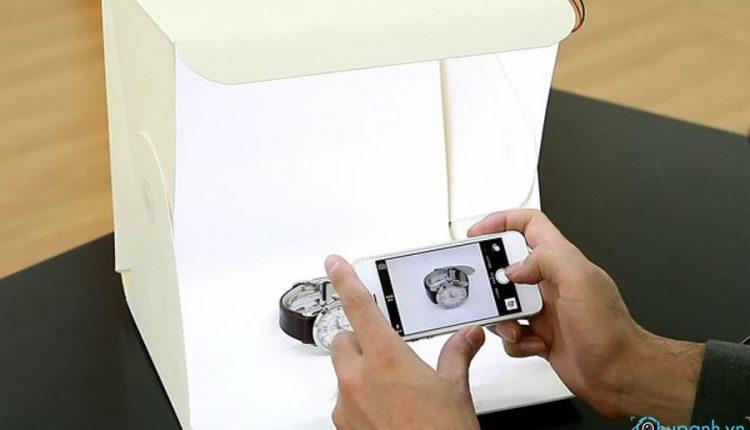 Bí quyết chụp ảnh sản phẩm bằng điện thoại cực đỉnh