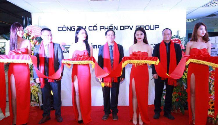 Chụp ảnh lễ khánh thành công ty tại Hà Nội