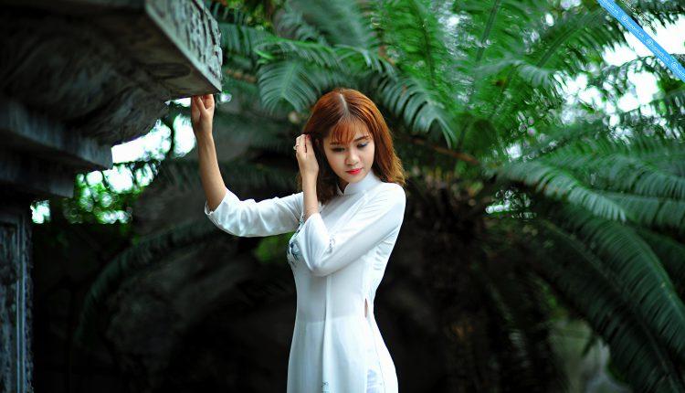 Chụp ảnh áo dài tại Đà Nẵng