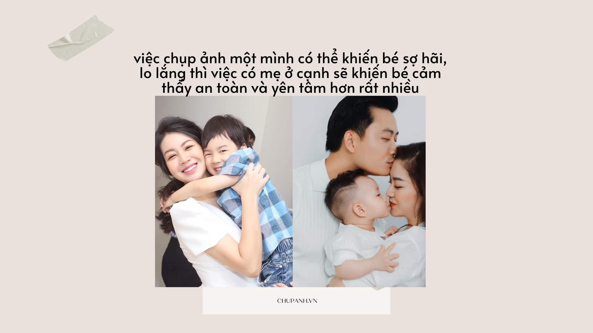 chup anh me be 2