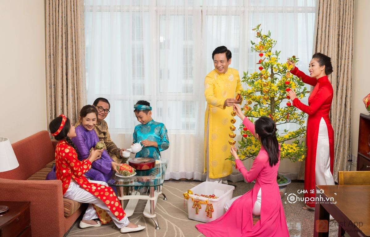 Concept chụp ảnh gia đình tại nhà GĐ0010
