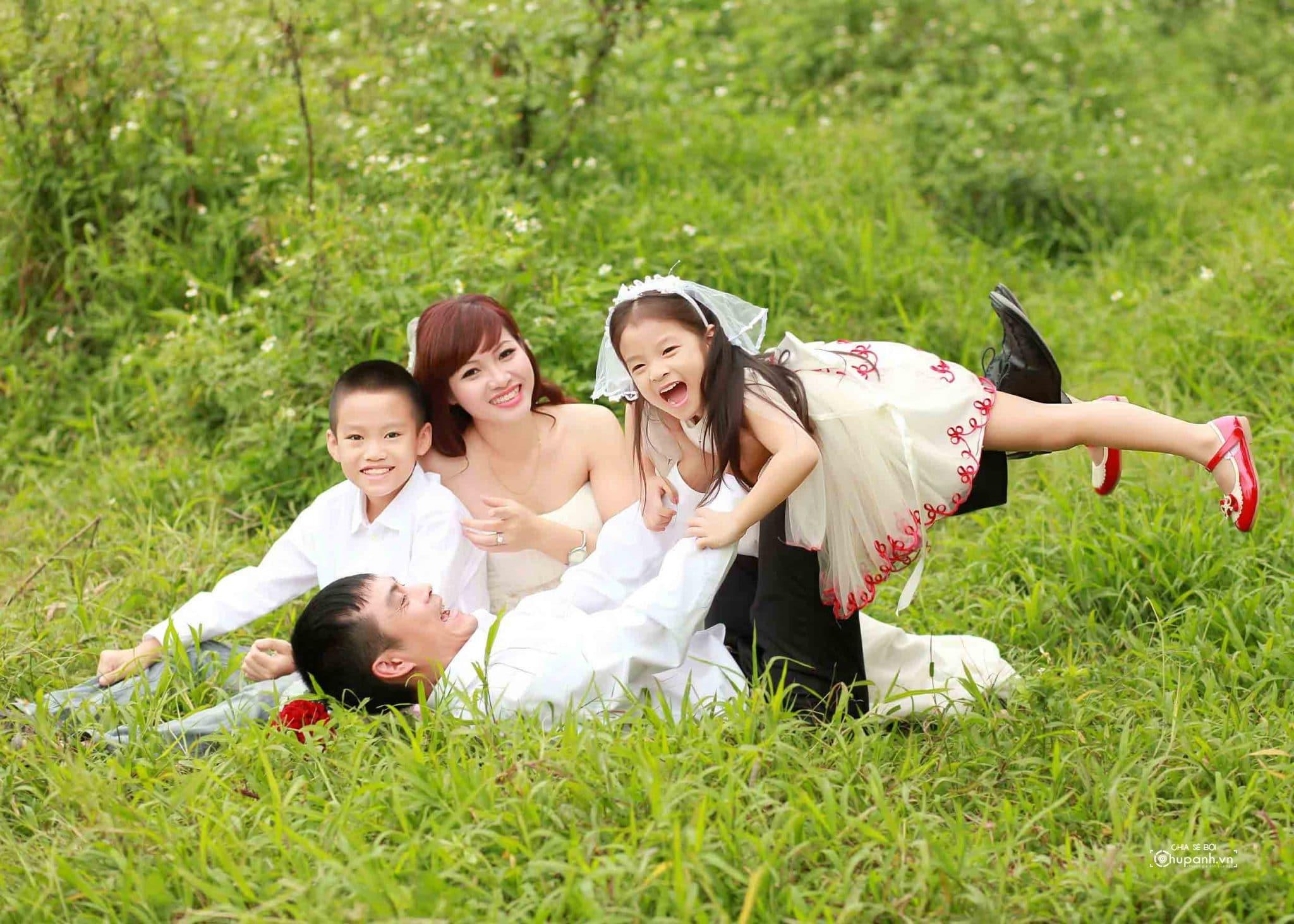 Địa điểm chụp ảnh gia đình