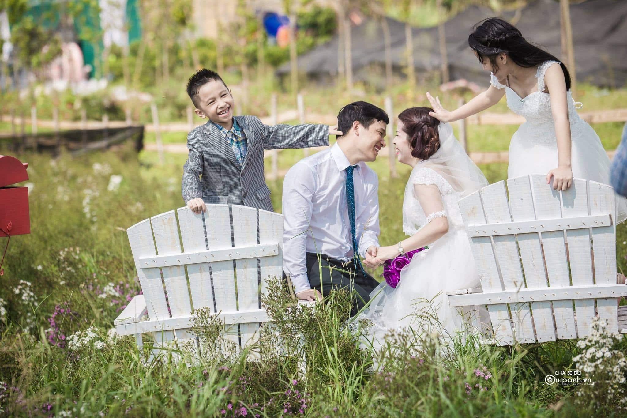 Bí quyết chụp ảnh cưới tại phim trường