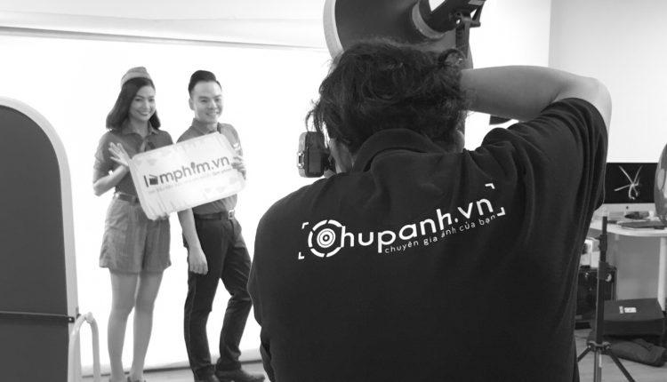 Chụp ảnh nhân sự công ty Vietjet
