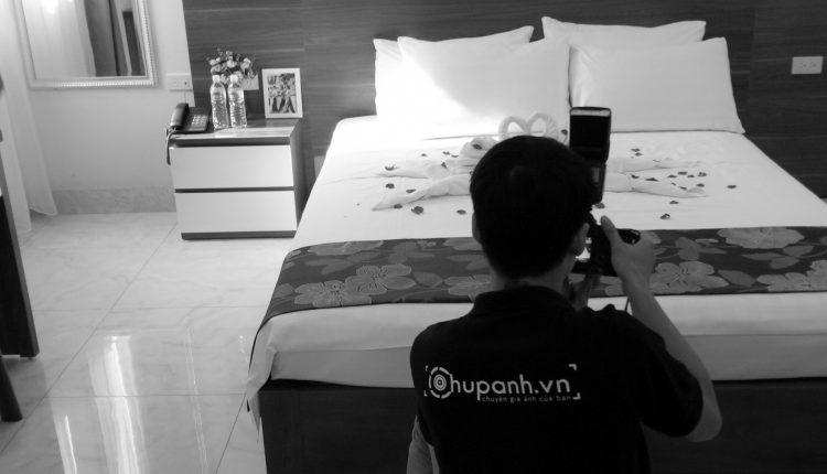 Chụp ảnh nội thất khách sạn An hotel