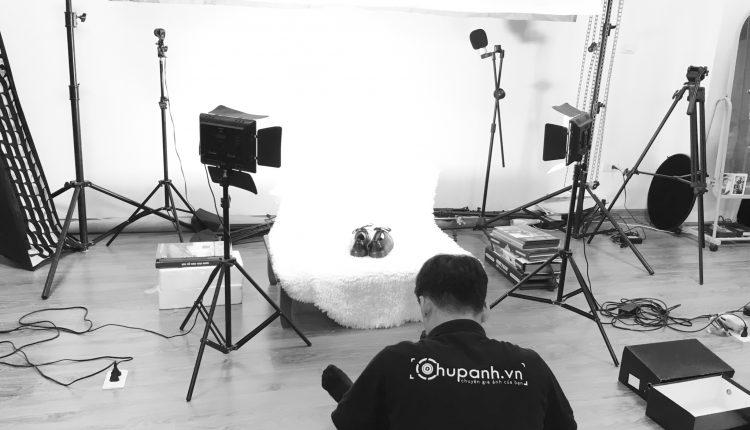 Chụp ảnh sản phẩm giày nam