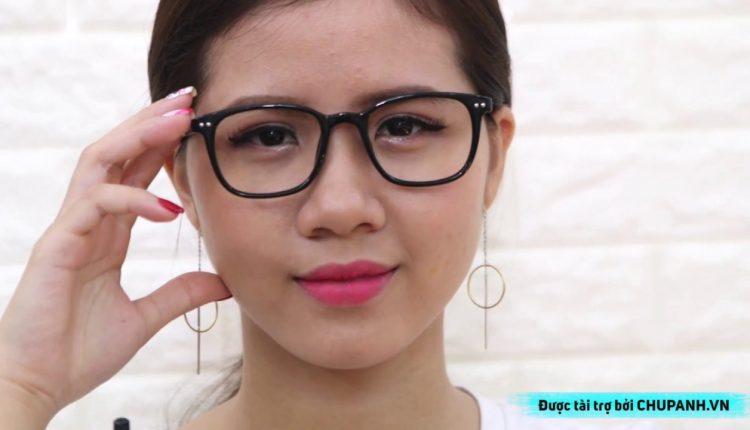 Hướng dẫn tạo dáng chụp ảnh cho nàng cận thị cực cool – Tập 5