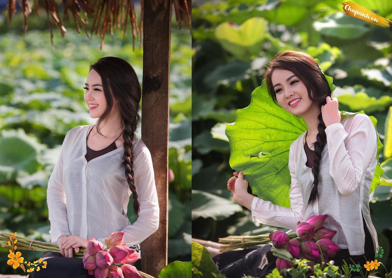 Chụp ảnh nghệ thuật tại Hà Nội
