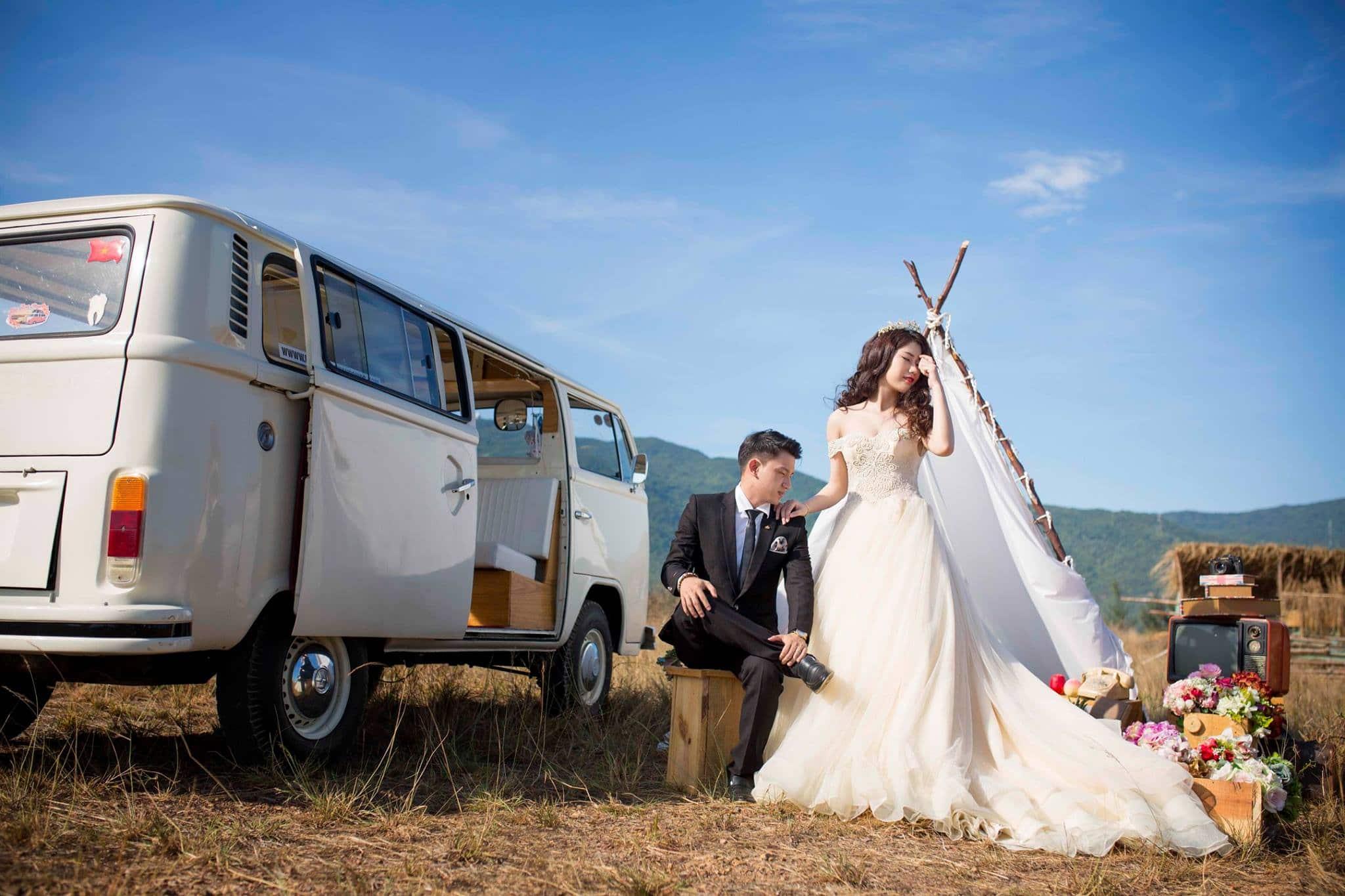 album ảnh cưới đẹp, lãng mạn cho cặp đôi